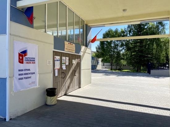 В Тульской области начался подсчет голосов