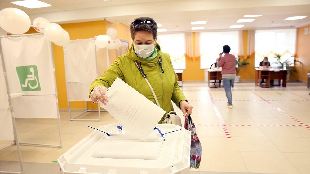 Бюллетени, перчатки, маски: как в ЯНАО проходило голосование по поправкам в Конституцию