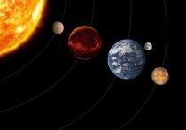 В июле 2020 года шесть планет Солнечной системы — Меркурий, Венера, Земля, Марс, Юпитер и Сатурн — выстроились почти в прямую линию по одну сторону от светила