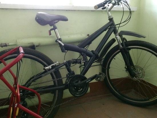Двое жителей Марий Эл потеряли велосипеды
