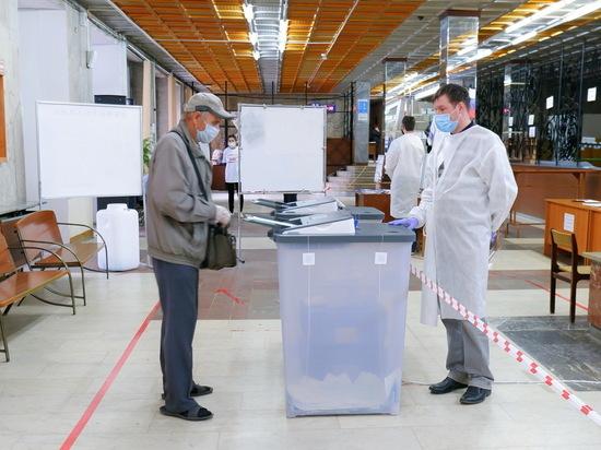 Явка на голосование в Марий Эл составила 61,86%
