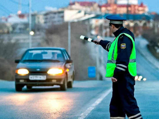 Госавтоинспекция решила проверить водителей Серпухова