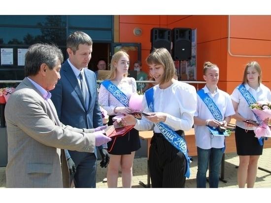 Почти двадцать выпускников получили медали в Пущино