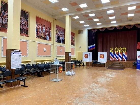 Тульский Облизбирком озвучил цифры по голосованию