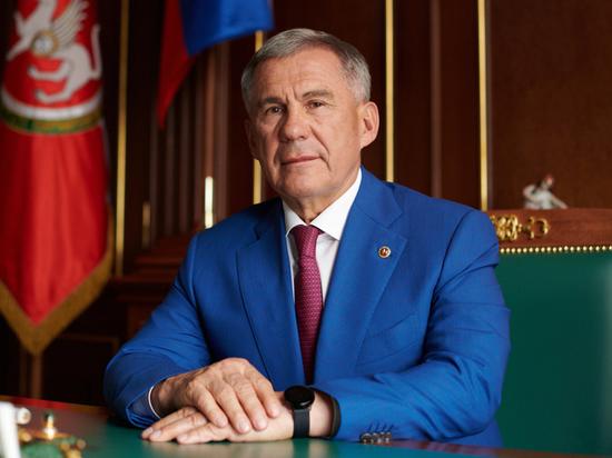 Опубликована декларация о доходах главы Татарстана
