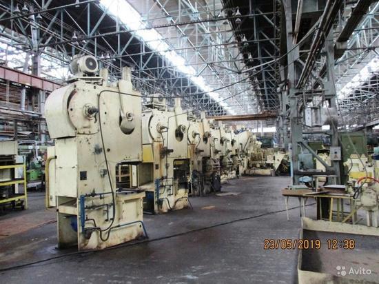В Кирове продают завод за 94 миллиона рублей на металлолом
