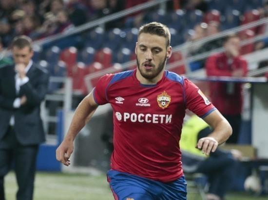 Влашич: У меня никогда не было таких отношений с фанатами, как в ЦСКА