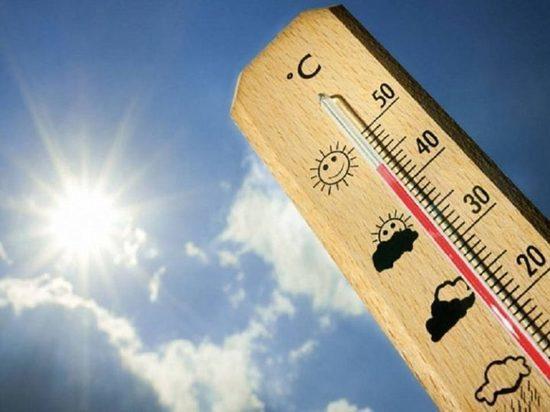 В Калмыкии жара свыше сорока грозит чрезвычайной пожароопасностью