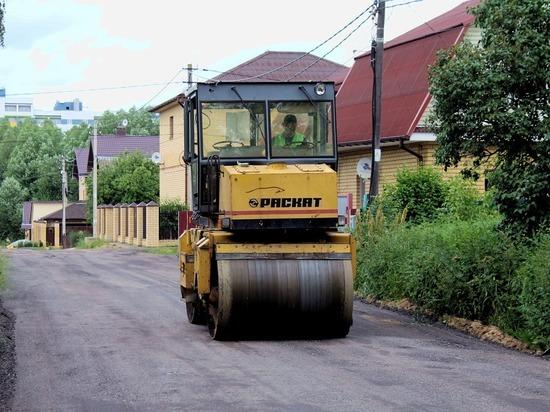 В Твери идет ремонт дорог в рамках национального проекта «Безопасные и качественные  автомобильные дороги»