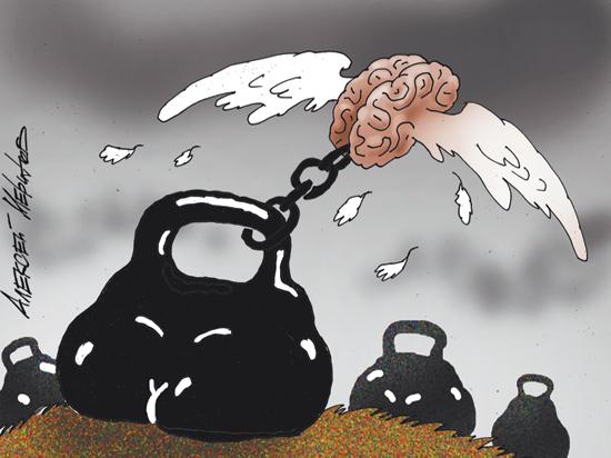 """""""Обывателю свобода не нужна"""""""