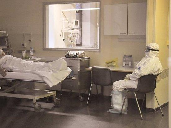Сергей Петриков пообещал, что будет бороться с коронавирусом, «пока не прикончит его»