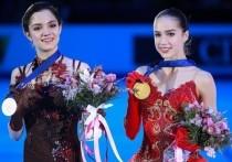 Загитова и Медведева не вошли в пул допинг-тестирования на сезон-2020/21