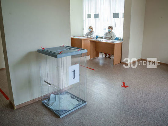 В Татарстане на голосовании отметился заезжий оппозиционер