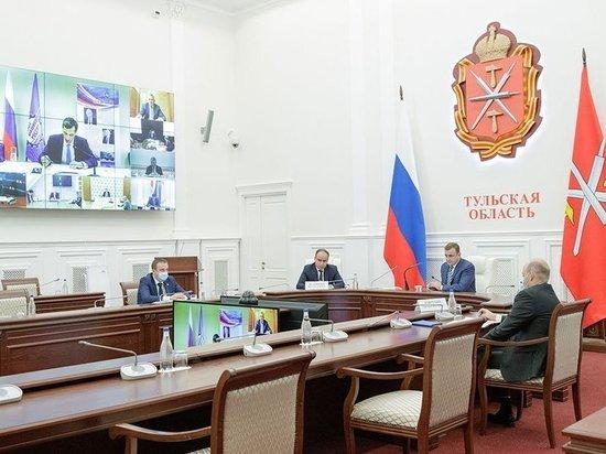На заседании рабочей группы Госсовета во главе с Дюминым обсудили развитие промышленности в условиях пандемии