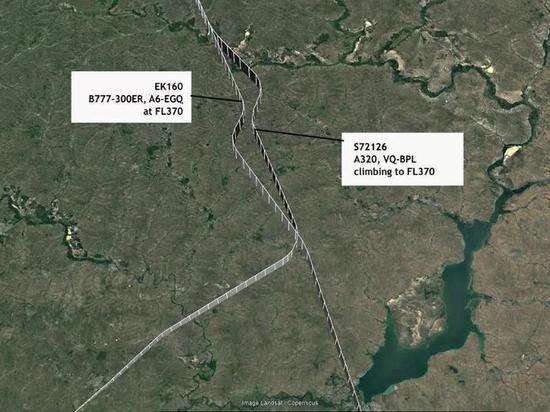 СМИ: диспетчеры нарушили правила при разведении самолетов над Ростовом