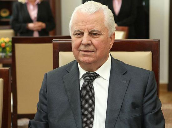 Кравчук: восстановить Донбасс Украине поможет именно Россия
