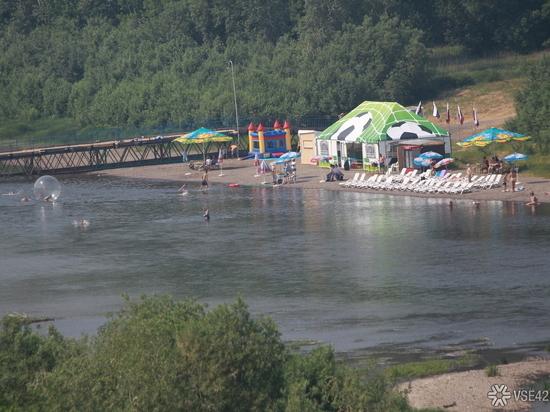 Кузбассовцам разрешили отдыхать на пляжах