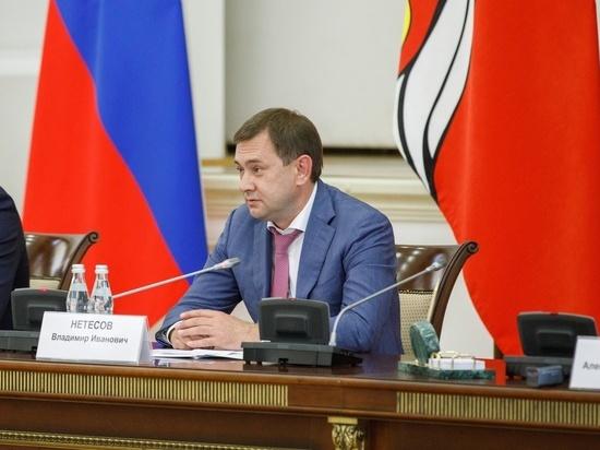 Владимир Нетёсов: «Общественная палата должна быть институтом, способным влиять на принятие решений органов госвласти»