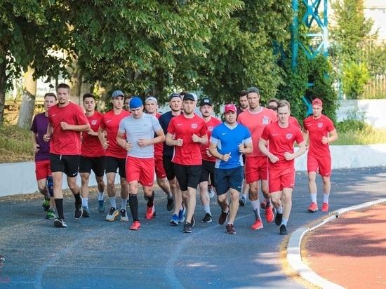 ХК «Ростов» провел первую тренировку после окончания карантина