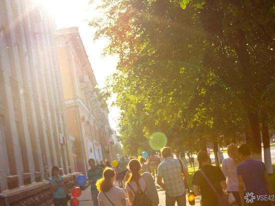 В выходные в регионе ожидается аномальная жара