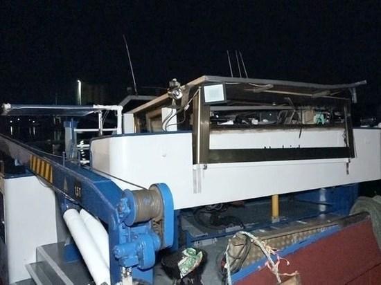 Германия: Корабль протаранил железнодорожный мост неподалёку от Ольденбурга