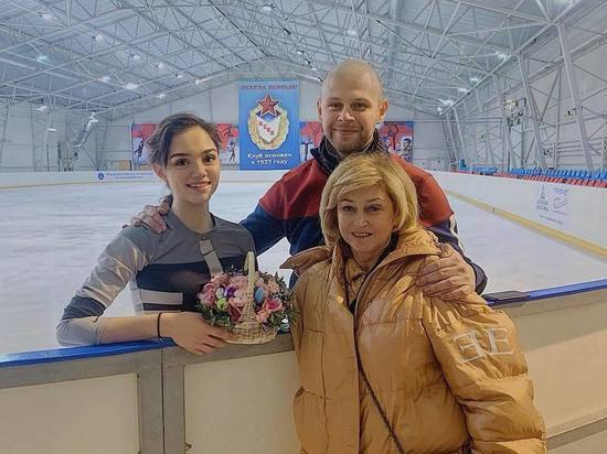 Кихире на заметку: Медведева будет заниматься у Буяновой