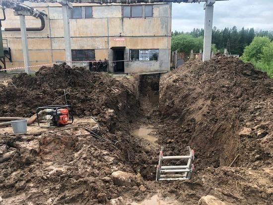 Газосварщика насмерть засыпало землей на свердловском заводе