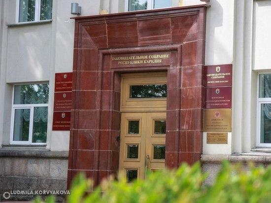 Карельские парламентарии поддержали законопроект об объединении Сортавальского и Хелюльского поселений