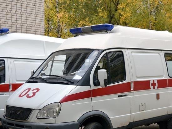 В Казани водитель заехал под «кирпич» и устроил ДТП с пострадавшими