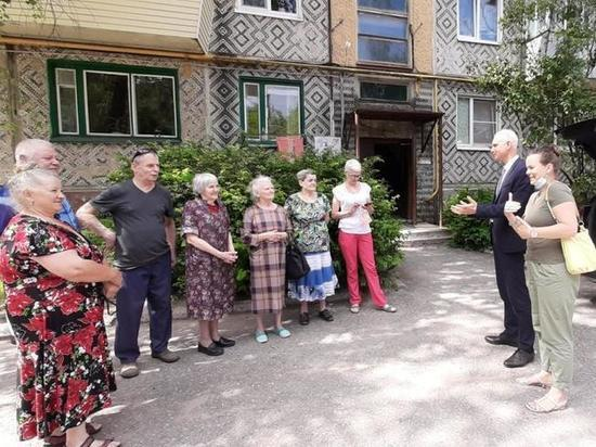 Калужское отделение общества глухих обратилось за поддержкой своего депутата