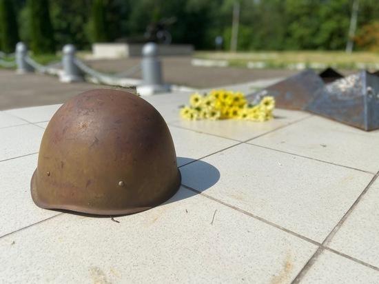 Под Тулой поисковики обнаружили два крупных захоронения бойцов ВОВ