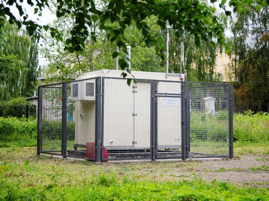 В Уфе аккредитовали по международным стандартам систему контроля качества воздуха