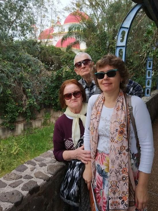 Ехавшая на поминки в Петербург пара застряла в обсерваторе в Москве