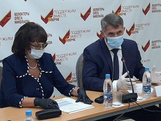 В Чебоксарах открылся Народный штаб поддержки Олега Николаева