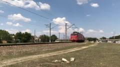 Историческое событие: в Евпаторию прибыл первый поезд из Санкт-Петербурга