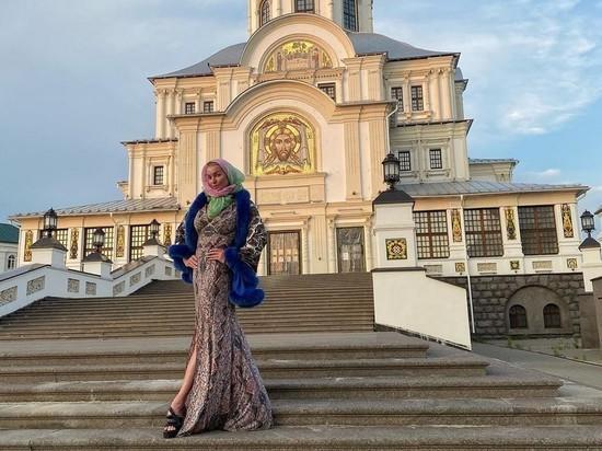 Волочкову будут судить в Москве за посещение монастыря