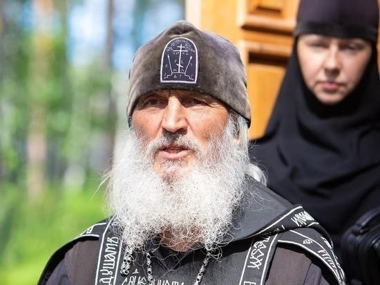 Таинственный монах: почему силовики сквозь пальцы смотрят на деятельность Сергия