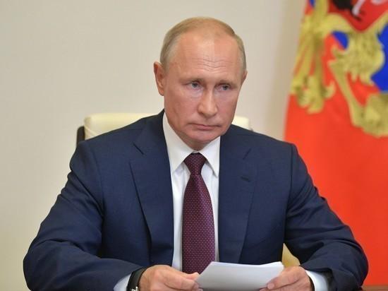 Путин выразил соболезнования родственникам Нурмагомедова