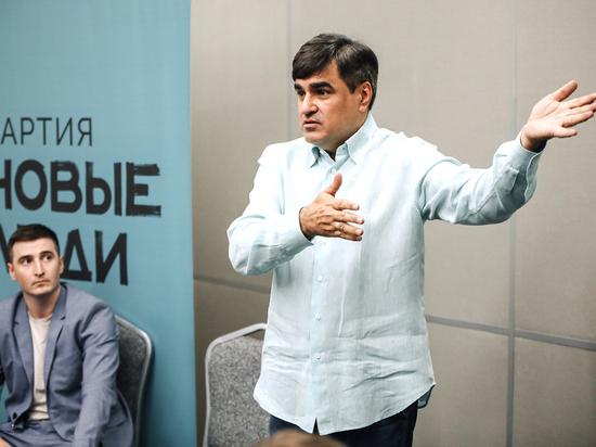 «Новые люди» пошли в регионы: партия выдвинула своих кандидатов