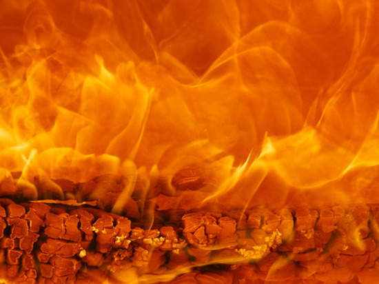 2 пожара произошло в Тульской области за минувшие сутки