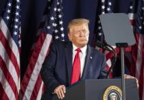 Трамп сообщил американцам о «революции ультралевого фашизма»