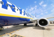 Германия: Самолёт Ryanair из Берлина вынужденно приземлился из-за сработавшей пожарной сигнализации