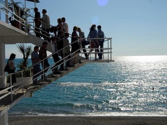 Отели Кубани и Крыма взвинтили цены