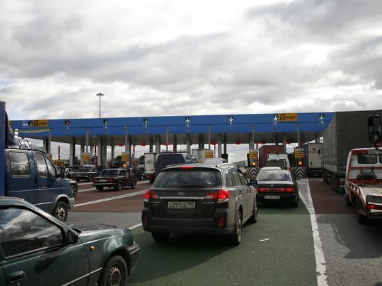 В России задумали увеличить скоростной лимит на платных трассах