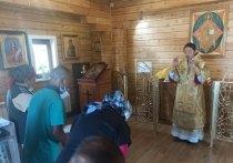 В Кызыле прошло православное богослужение на тувинском языке