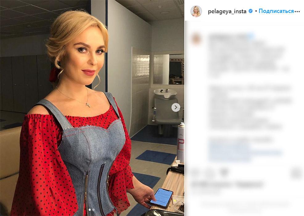 Пелагея потеряла голос из-за развода: свежие фотографии певицы