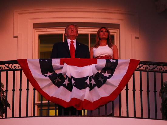 Как Америка отметила День независимости: Трамп пообещал наказать Китай