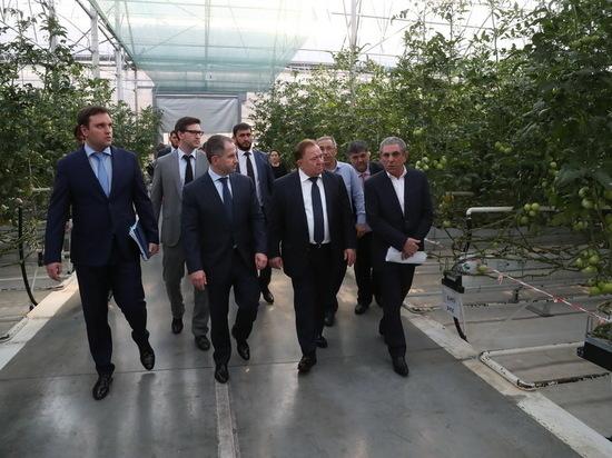 Замглавы минэкономразвития РФ прибыл в Ингушетию