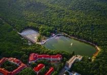 Глава Железноводска рассказал о благоустройстве Курортного озера