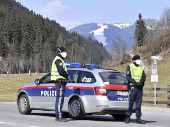 В Австрии задержали второго человека после убийства критика Кадырова